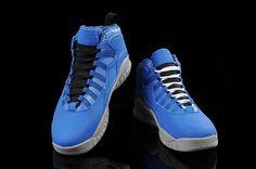 Air Jordan 10 Université Bleu Coutume 131214-100  €85.00