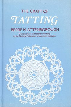 TATTING BOOK & MAGAZINE BIBLIOGRAPHY