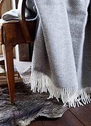Roros blanket KATTEFOT