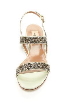 Valentino Embellished Sandal