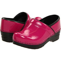 Sanita - Professional Patent - Women (Fuschia Patent) - Footwear, $125.00 | www.findbuy.co/brand/sanita #Sanita