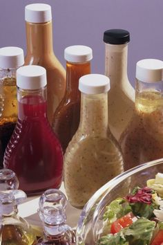 Sugar-free, Low-fat Homemade Salad Dressing Recipes - Diet/Low Carb & Skinny Recipes, Ideas and Tips - Sugar Free Salad Dressing, Low Fat Salad Dressing, Vinaigrette Salad Dressing, Salad Dressing Recipes, Salad Dressings, Fat Free Italian Dressing Recipe, Champagne Vinaigrette, Vinaigrette Dressing, Pesto Dip
