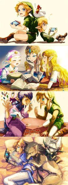 The Legend Of Zelda, Legend Of Zelda Breath, Crossover, Zelda Anime, Image Zelda, Zelda Video Games, Twilight Princess, Dark Princess, Fire Emblem Awakening