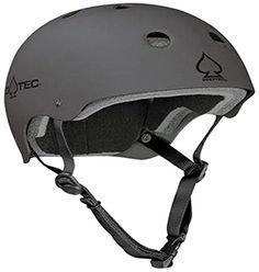 Black Friday Deal Pro-tec Classic Skate Matte Skateboard Helmet, Grey, X-Large from Pro-Tec Cyber Monday