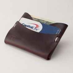 """""""Greensleeve"""" Simplicity Wallet 