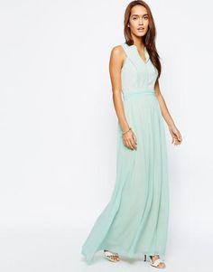 Gorgeous <3 Little Mistress Maxi #Dress with Jacquard - Green #maxidress #women #covetme #littlemistress #fashion #fbloggers #HumpDay #OOTD