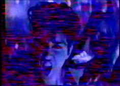 "Framegrab from a malfunctioning VHS of my favorite post-apocalyptic sci-fi rock'n'roll musical, ""Radioactive Dreams"".  This is now my desktop background.  I want to know...What is YOUR favorite 80's movie?"