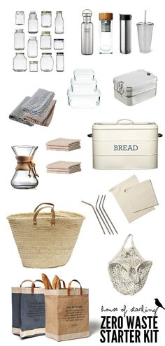 Everything you need to start greening up your life. – Girl After Marriage Zero waste starter kit! Everything you need to start greening up your life. Everything you need to start greening up your life. Zero Waste, Reduce Waste, Minimalist Living, Minimalist Decor, Minimalist Bedroom, Minimalist Interior, Minimalist Drawers, Minimalist Furniture, Minimalist Lifestyle