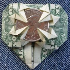 Just did this tonight, easy to follow and ends up awesome! Tooth Fairy Money
