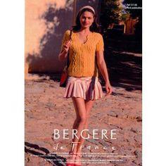 Short Sleeve Jacket in Bergere de France Ecoton (317.66) £2.99