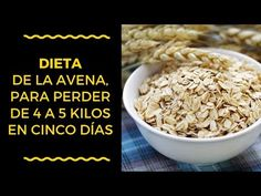 Dieta de la avena para perder de 4 a 5 kilos en cinco días This famous oatmeal diet for weight loss is very powerful and effective, it was created for men and women by a Spanish nutritionist, Dr Oats Diet, Oatmeal Diet, Detox Diet Recipes, Smoothie Recipes, Healthy Recipes, Best Sugar Cookie Recipe, Natural Remedies For Heartburn, Natural Detox, Metabolic Diet
