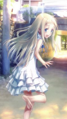 "Search Results for ""anohana wallpaper for iphone"" – Adorable Wallpapers Moe Anime, Manga Anime, Anime Art, Anime Play, Tsundere, Fanarts Anime, Anime Characters, Menma Anohana, Otaku"