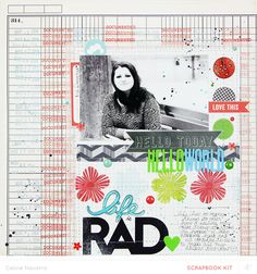 Life is RAD *Main Kit* by celine navarro at @Studio_Calico