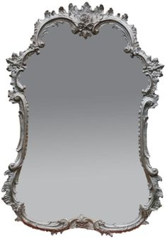 Hickory Manor House French Mirror on sale. Hand crafted from antique castings, Hickory Manor House mirrors have a timeless quality and capture the original look and feel of period pieces.