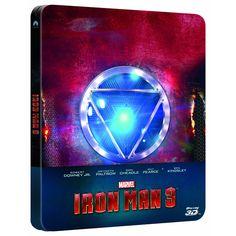 ironman 3 blu ray collectors can  | Iron Man 3 (3D Blu-ray SteelBook) [Italy] - Page 2 - Hi-Def Ninja ...