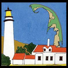 Provincetown Art Provincetown Massachusetts Cape Cod