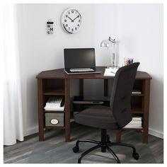 99+ Borgsjö Corner Desk - Home Office Furniture Desk Check more at http://www.sewcraftyjenn.com/borgsjo-corner-desk/