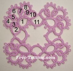{FREE} tatting pattern
