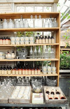 Farmhouse 1890 Line by Creature Comforts, via Flickr
