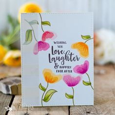 How are you today? That's not just a question, it's the name of a new stamp set coming your way for the June Papertrey Ink release! I'll be using this new set today, along with this month's installment of my...