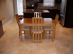 Great Quality Dinner Table Set (total of 6 chairs) Mississauga / Peel Region Toronto (GTA) image 1 Dinner Table, Gta, Toronto, Chairs, Dining, Image, Furniture, Home Decor, Dinning Table