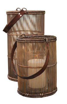 Inspirasjon - Velkommen til Slettvoll Floor Lanterns, Wooden Lanterns, Candle Lanterns, Storm Lantern, Ancient Chinese Architecture, Rattan Lamp, Lantern Candle Holders, Garden Lamps, Modern Rustic Interiors