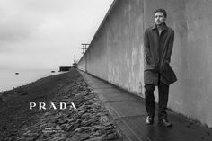 James McAvoy stars in Prada mens fall 2014 campaign photographed by Annie Leibovitz