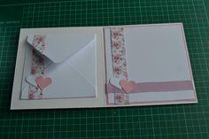 Card con busta porta soldi per matrimonio