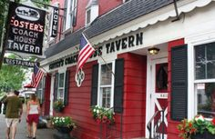 FostersCoachHouse Tavern Rhinebeck NY VISITvortex in Hudson Valley