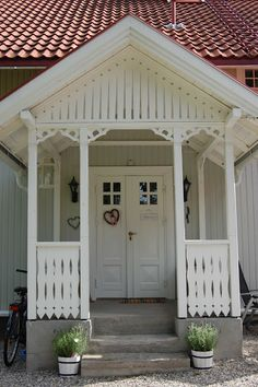 silje-sin: Et nydelig hus!