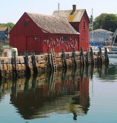 Rockport, MA shown to me by my Dad!  Love it!