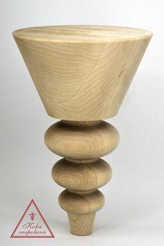 Furniture leg wood Bed leg Sofa leg wood Coffee table leg | Etsy