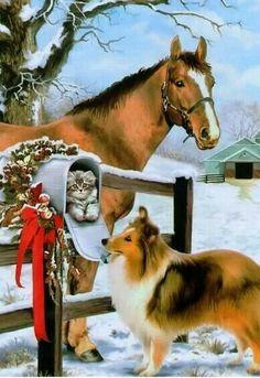 A Christmas Surprise ♥