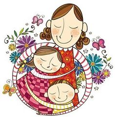 View top quality illustrations of Mother Love For Their Children. Find premium, high-resolution illustrative art at Getty Images. Free Illustrations, Illustration Art, Ecole Art, Mom Day, Mothers Day Crafts, Mother And Father, Mothers Love, Baby Love, Art For Kids