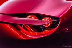 "[Detail] Mazda RX-VISION powered by SKYACTIV-R was unveiled at The 44th Tokyo Motor Show 2015 Press conference: The ""RX"" has come back. Photo via Response.jp (http://response.jp/article/2015/10/28/262991.html) #MAZDA"