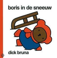 Boris In De Sneeuw