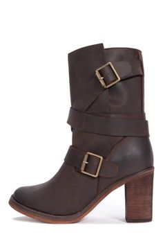 Brit Wrap Strap Booties   Jeffrey campbell, Black boots and Wraps