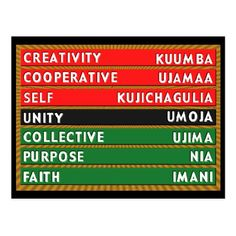 Shop for the perfect kwanzaa 7 principles gift from our wide selection of designs, or create your own personalized gifts. Days Of Kwanzaa, Happy Kwanzaa, Preschool Quotes, Preschool Gifts, Preschool Projects, Diy Kwanzaa Decorations, 7 Principles Of Kwanzaa, Holidays With Toddlers, Holiday Themes
