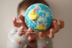 the world in my hand by dhinivh, via Flickr