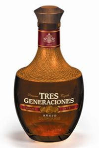 Sauza Tres Generaciones Añejo Tequila, $89.00 #tequila #gifts #1877spirits