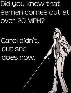 Carol Didn't Know