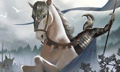 """""""Utúlie'n aurë! Aiya Eldalië ar Atanatári, utúlie'n aurë!""""  Fingon, Dagor Nirnaeth Arnoediad.   http://legendarium-enthusiast.tumblr.com/"""