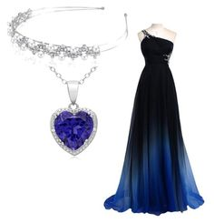 """""""Water/Star Princess"""" by oaken-shield ❤ liked on Polyvore featuring beauty and Bling Jewelry"""