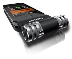 Tascam iM2  Linear PCM Recorder for iPhone
