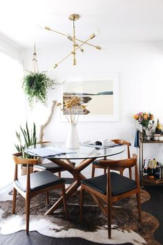 Ideias para Cadeiras de Sala de Jantar e Cozinha