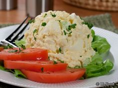 This is the perfect egg salad to eat as-is, to top a green salad, or to make into a sandwich. The celery and onion give it a welcome crunch, while the mustard adds just the right kick. Egg Recipes, Salad Recipes, Cooking Recipes, Healthy Recipes, Healthy Food, Cooking Eggs, Delicious Recipes, Diet Recipes, Healthy Eating