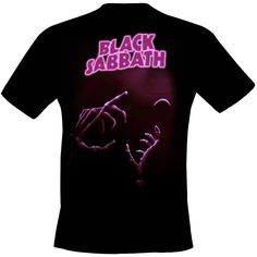 Ingezonden design voor de Black Sabbath shirt contest. Zie www.large.nl/... voor meer info!