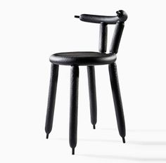 marcel wanders' carbon balloon chair debuts at the stedelijk