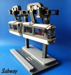 Monorail Subway | Flickr - Photo Sharing!