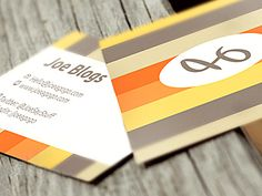 Business Card Mockup PSD by Jackson Howell